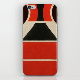 Lucha Libre Mask 2 iPhone Skin
