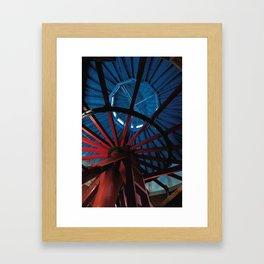 The Kit Carson County Carousel Framed Art Print