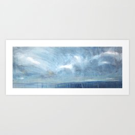 Into the Vault of Air Art Print