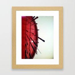 Ceiling Art Framed Art Print