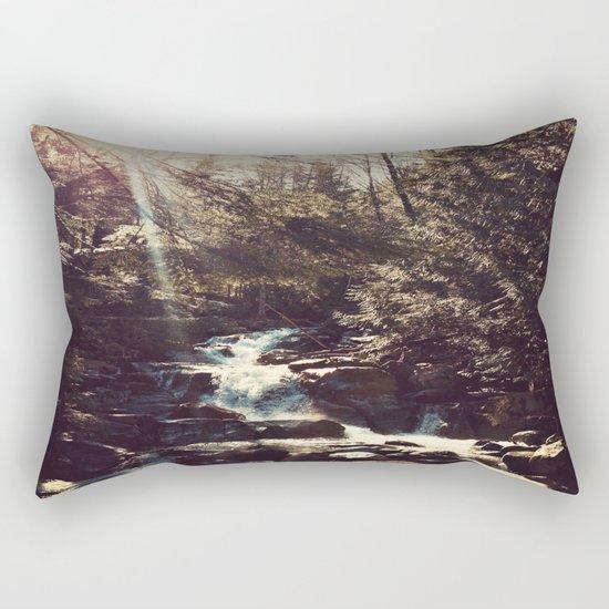 Through the Eyes of a Child Rectangular Pillow