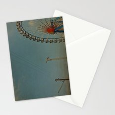 Rocket Sky Stationery Cards