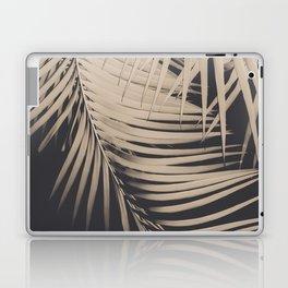 Palm Leaves Sepia Vibes #1 #tropical #decor #art #society6 Laptop & iPad Skin