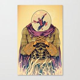 Mysterio Canvas Print