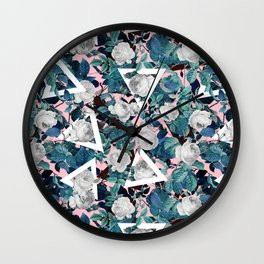 FUTURE NATURE X Wall Clock