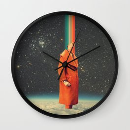 Spacecolor Wall Clock