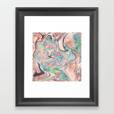 Mermaid 1 Framed Art Print
