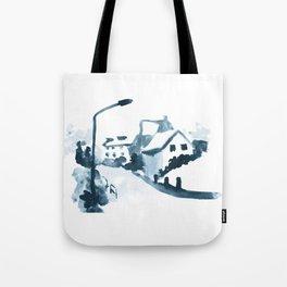 Street Corner Tote Bag