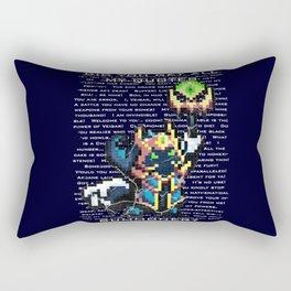 Final Boss Veigar! Rectangular Pillow
