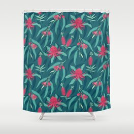 Australian Flora Shower Curtain