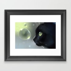 worlds within Framed Art Print