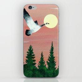 Dawn Flight iPhone Skin