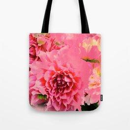 Pink Dream by Lika Ramati Tote Bag