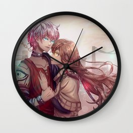 Unknown X MC Wall Clock