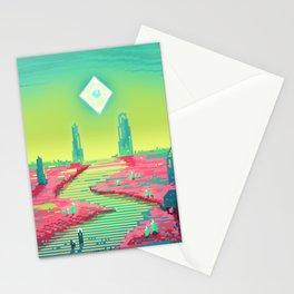 PHAZED PixelArt 3 Stationery Cards