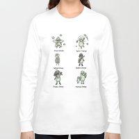 sheep Long Sleeve T-shirts featuring Sheep by Lili Batista