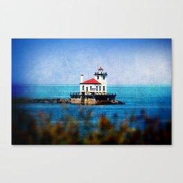 Oswego Canvas Print