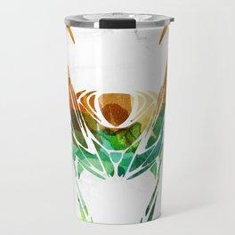 God of Mischief Travel Mug