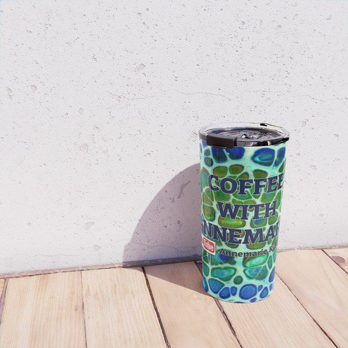 coffee with Annemarie Travel Mug