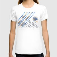 grid T-shirts featuring Grid by Last Call