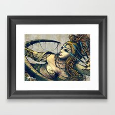 Zodiac Sign: Sagittarius Framed Art Print