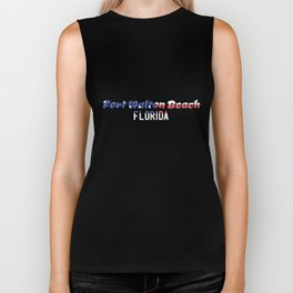 Fort Walton Beach Florida Biker Tank