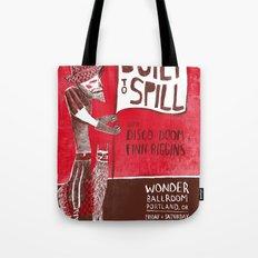 Built to Spill - Wonder Ballroom, Portland Tote Bag