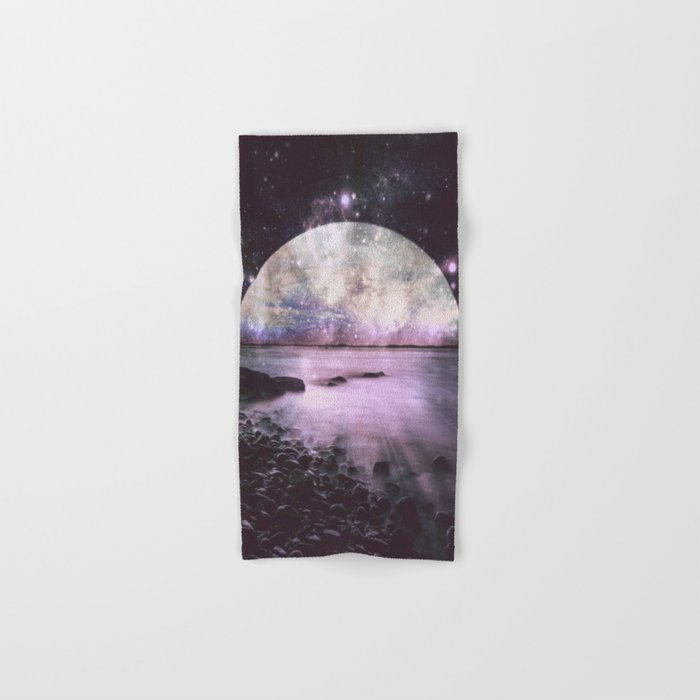 Mystic Lake Lavender Hand & Bath Towel