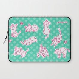 3i Cat Laptop Sleeve