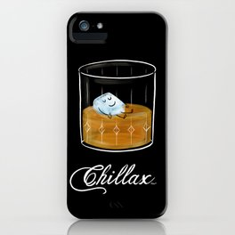 Chillax iPhone Case