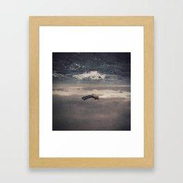 Pictures on Silence Framed Art Print