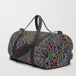 cmyk Duffle Bag