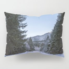 Side Road Pillow Sham
