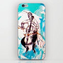 Yo Yo Ma    Celloist iPhone Skin