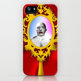 'Mirror mirror' iPhone Case