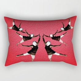 Together We Stand Rectangular Pillow