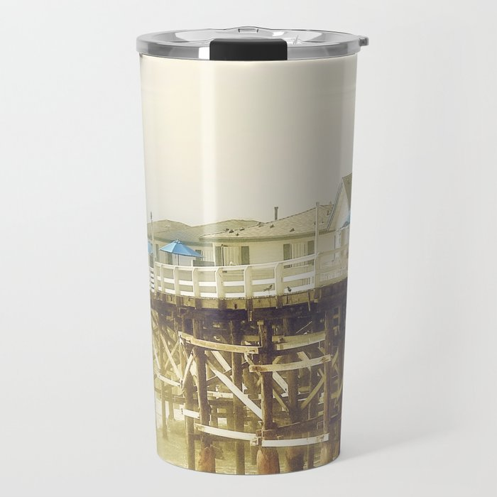 Crystal Pier Travel Mug