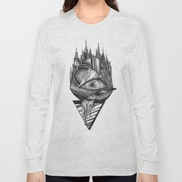 Eye  Long Sleeve T-shirt