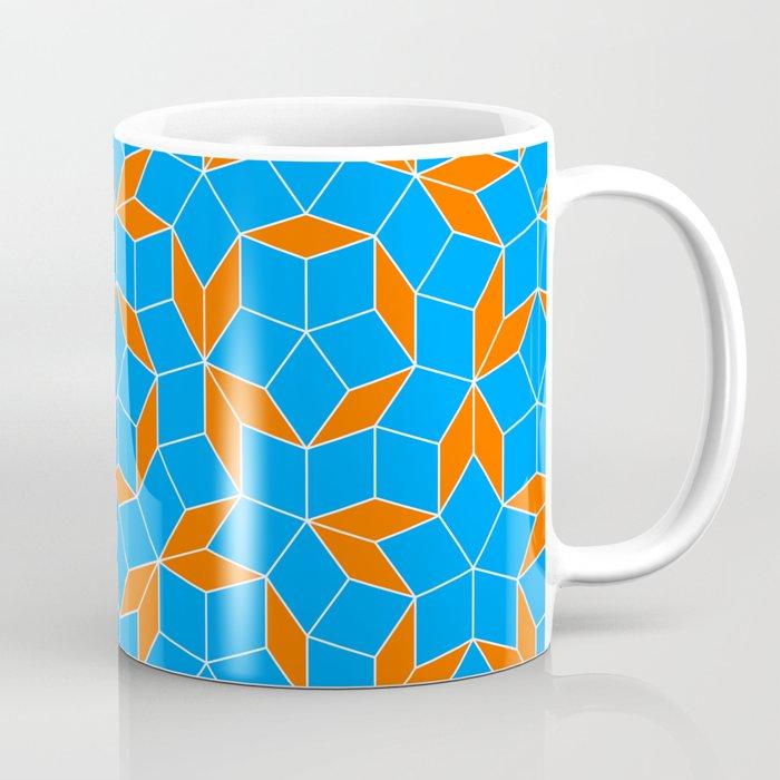 Penrose Tiling Pattern Coffee Mug