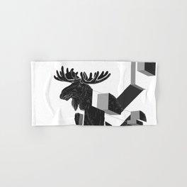 moose_deconstructed Hand & Bath Towel