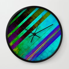 wrapping Wall Clock