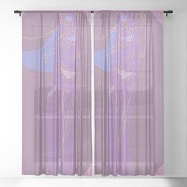 Vanity 8 Sheer Curtain
