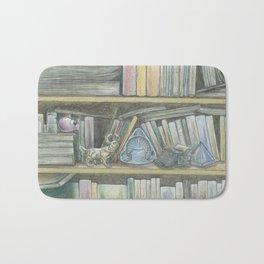 RHX Bookshelf Logo Bath Mat