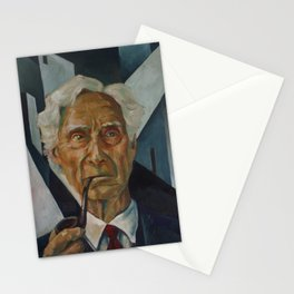 Bertrand Russell Stationery Cards