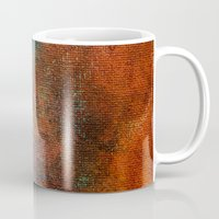 chameleon Mugs featuring Chameleon by Bestree Art Designs