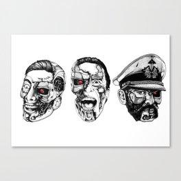 The All new Terminators. Canvas Print