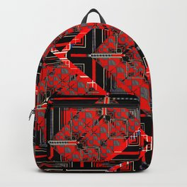 Bow Tie 3 Backpack