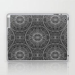 Tangled Mandala Pattern Laptop & iPad Skin