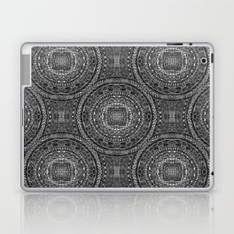 Tangled Mandala Pattern Laptop & iPad Skin