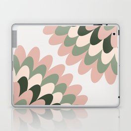 Dahlia at Office Laptop & iPad Skin